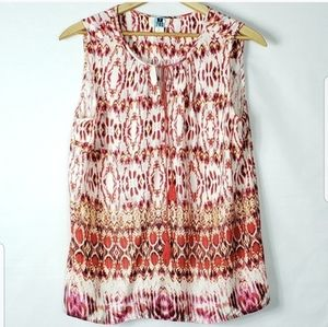 Anthropologie [Lucy & Laurel] Blouse with Tassels